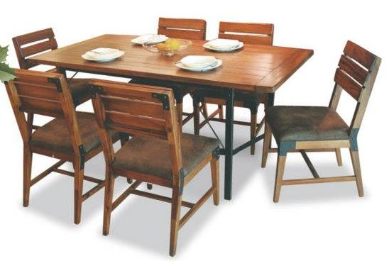 Dining Set (6-seater)